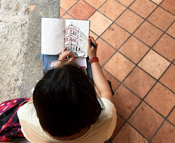 Sinagproe travel itinerary mypoppet.com.au