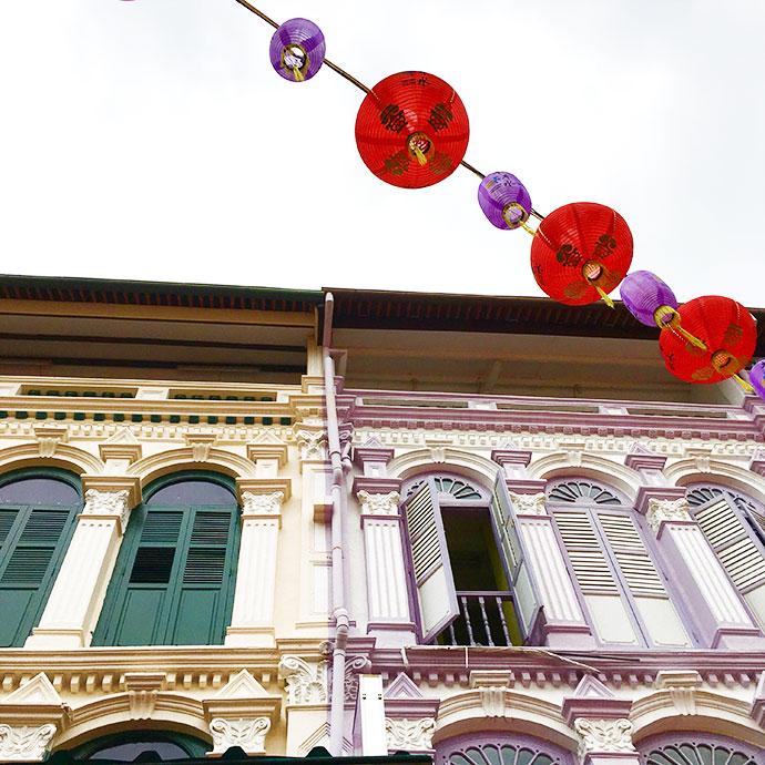 chinatown street market singapore