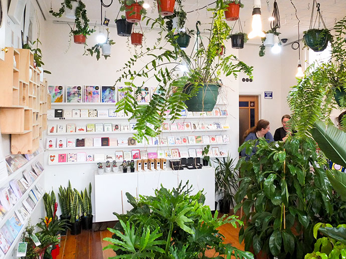 mosey, melbourne indoor plant store shopping