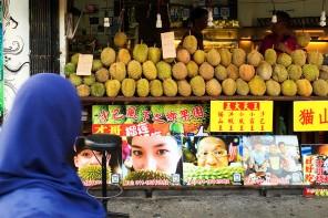 Travel Bucket List - Eat Durian in Kota Kinabalu Sabah Malaysia mypoppet.com.au