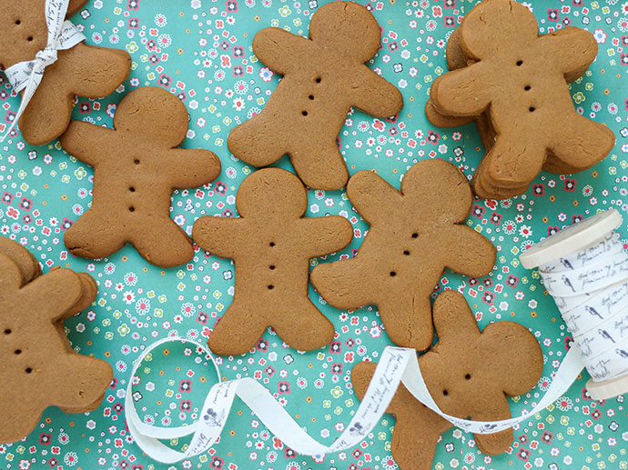 Easy christmas gingerbread recipe mypoppet.com.au