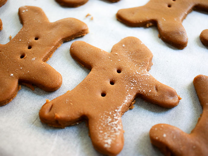 chritmas gingerbread recipe mypoppet.com.au