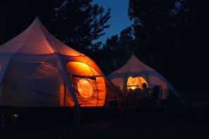 Let's Go Glamping in the Yarra Valley!