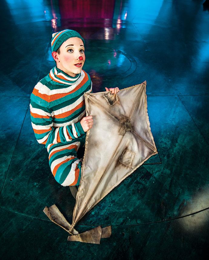 Photos Matt Beard Costumes Marie,Chantale Vaillancourt ©2012 Cirque du  Soleil