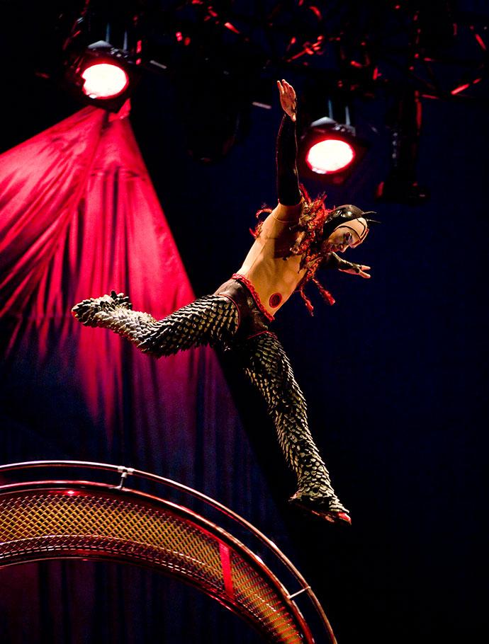 Photos: OSA Images Costumes: Marie-Chantale Vaillancourt ©2012 Cirque du Soleil