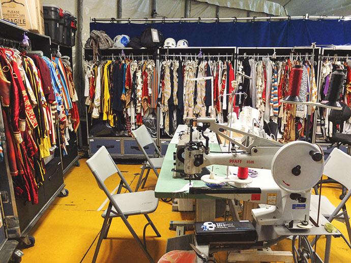 KOOZA by Cirque du Soleil in Melbourne mypoppet.com.au