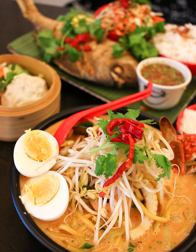 seafood laksa - Where to eat in Lorne - Great Ocean Road VIC - mypoppet.com.au