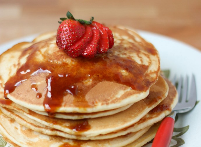 how to make a small batch of pancakes