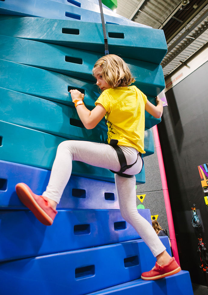 Clip n climb Richmond