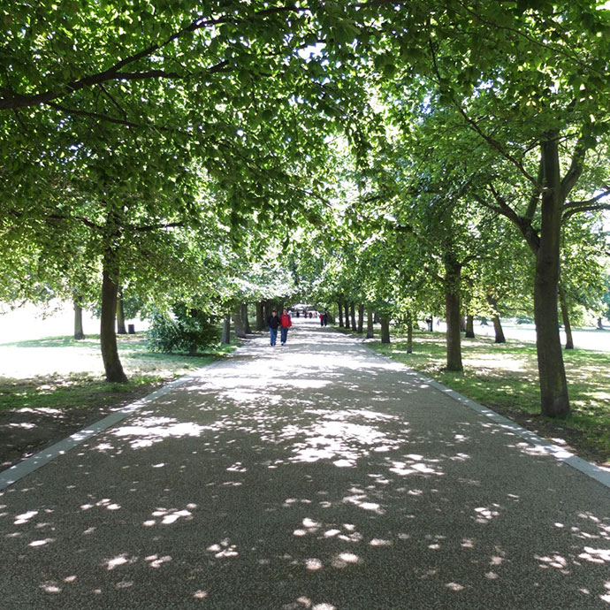 Greenwich park - London