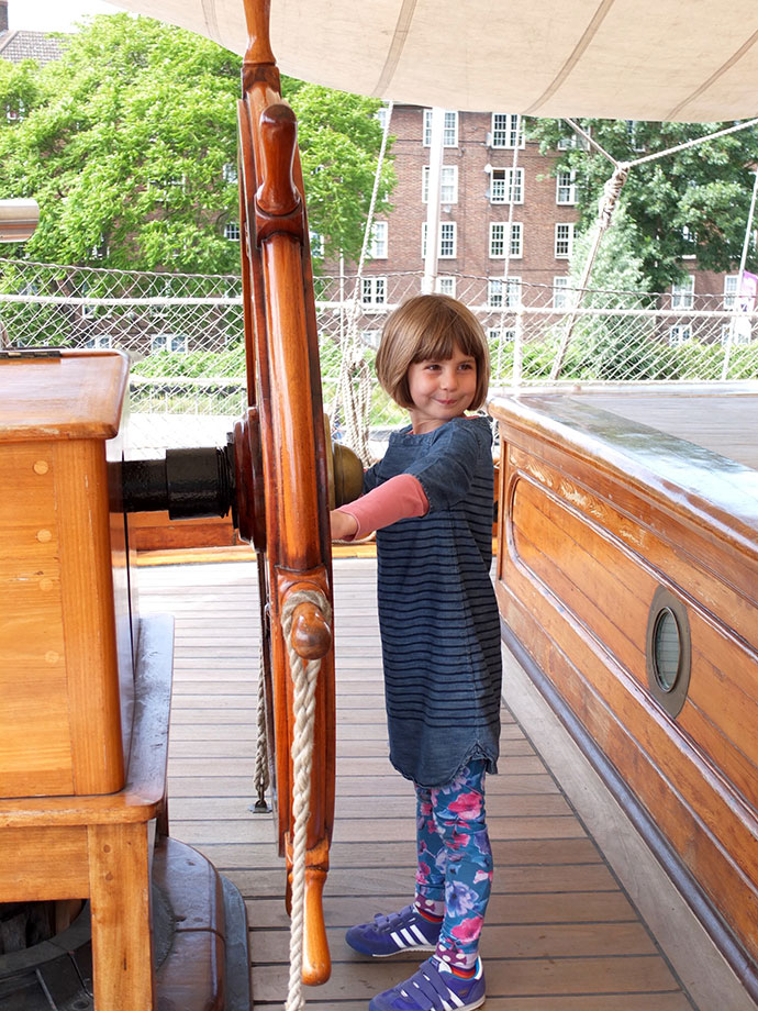 Cutty Sark, Travel for Kids Greenwich London - mypoppet.com.au