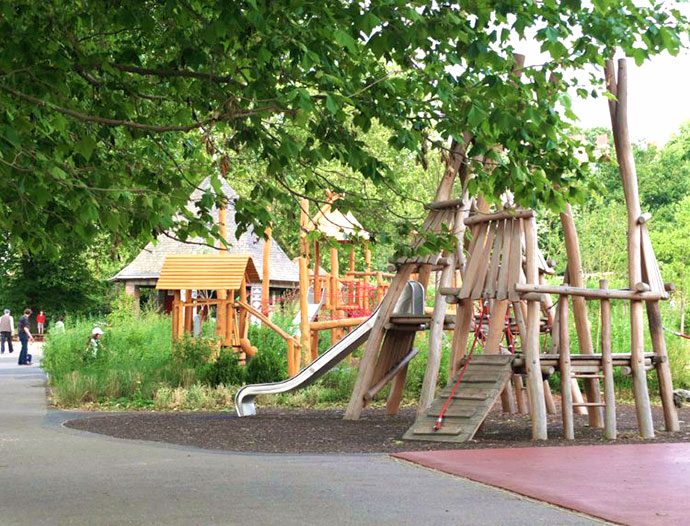 Adventure playground greenwich