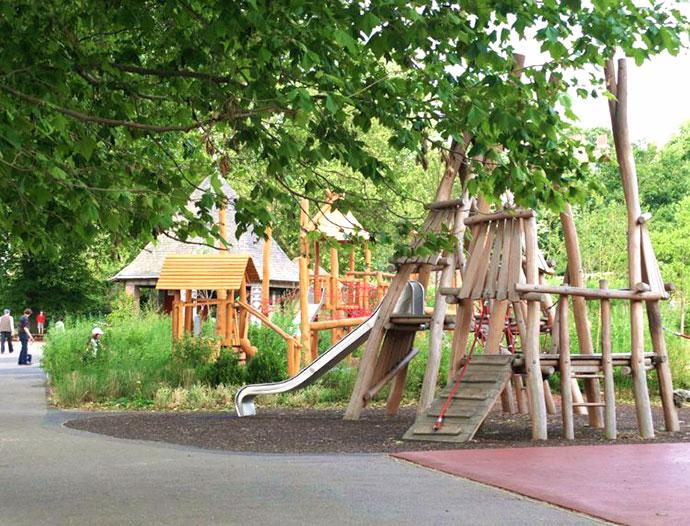 Adventure playground greenwich
