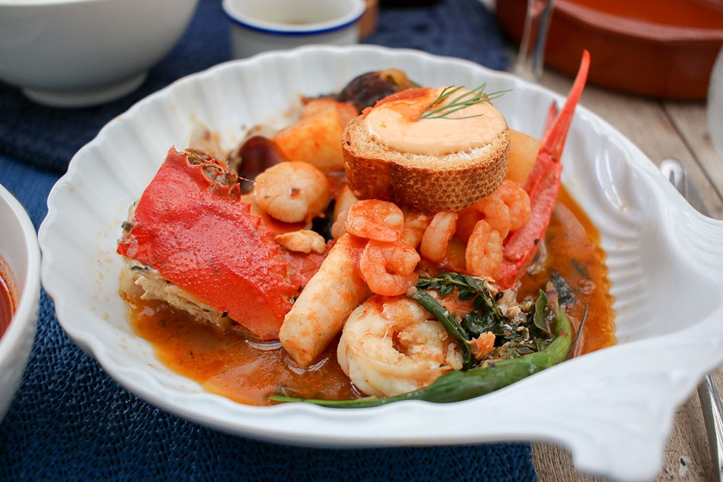 bouillabaisse - the house of wine and food review - mypoppet.com.au