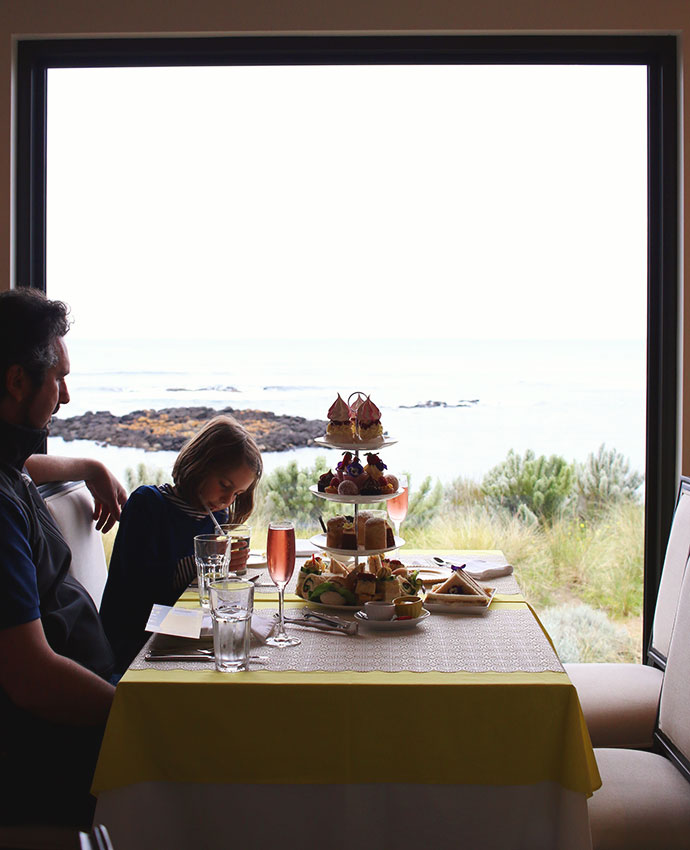Time & Tide Tea rooms - Port Fairy Victoria - High tea review -mypoppet.com.au