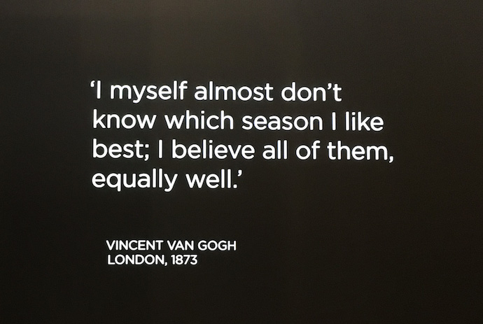 quote - Vincent Van Gogh