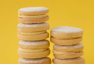 Lemon creme cookies - recipe - mypoppet.com.au