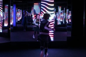 LightTime – A new immersive exhibit at Scienceworks