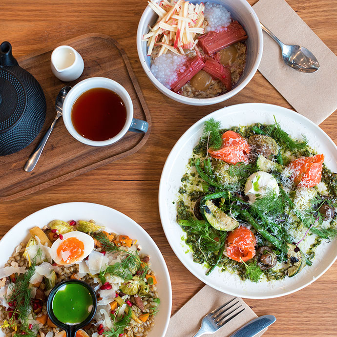Mr & Mrs Anderson cafe review Melbourne
