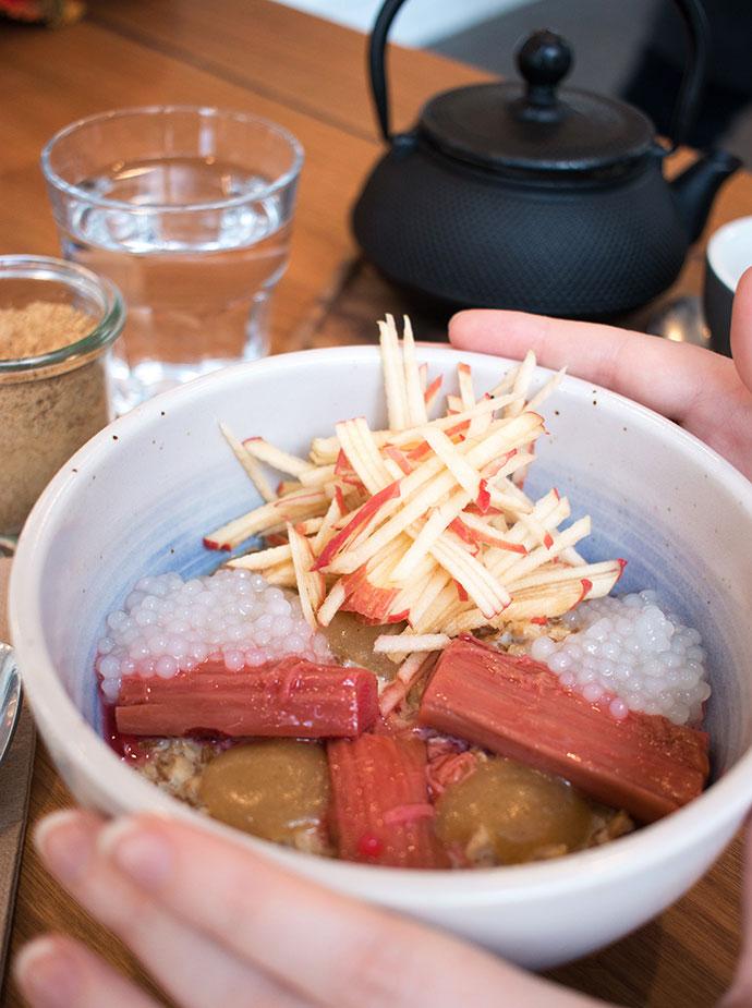 farm style porridge