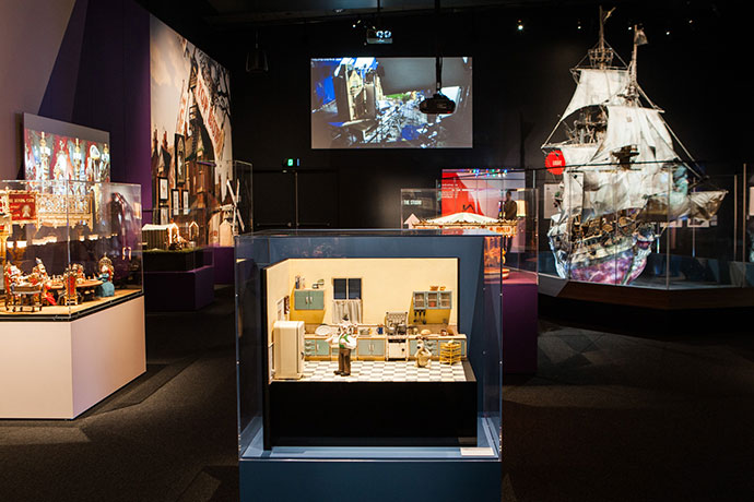 Wallace & Gromit and Friends: The Magic of Aardman at ACMI