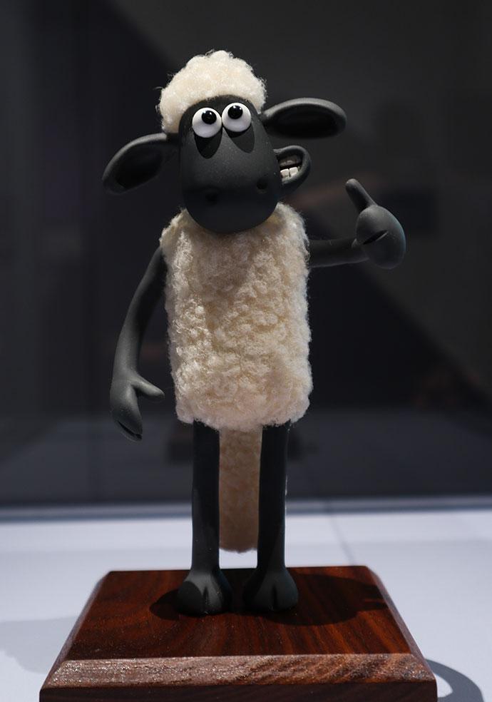 Shaun the sheep - mypoppet.com.au