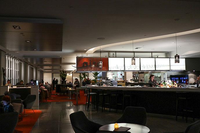 Airo Restaurant Parkroyal Melbourne Airport