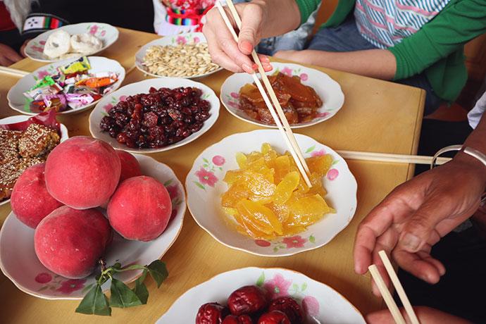 Food Lijiang China - mypoppet.com.au