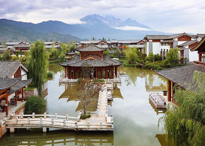 Grand Hyatt Lijiang China - mypoppet.com.au