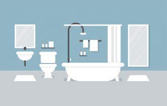 Bathroom renovation - progress