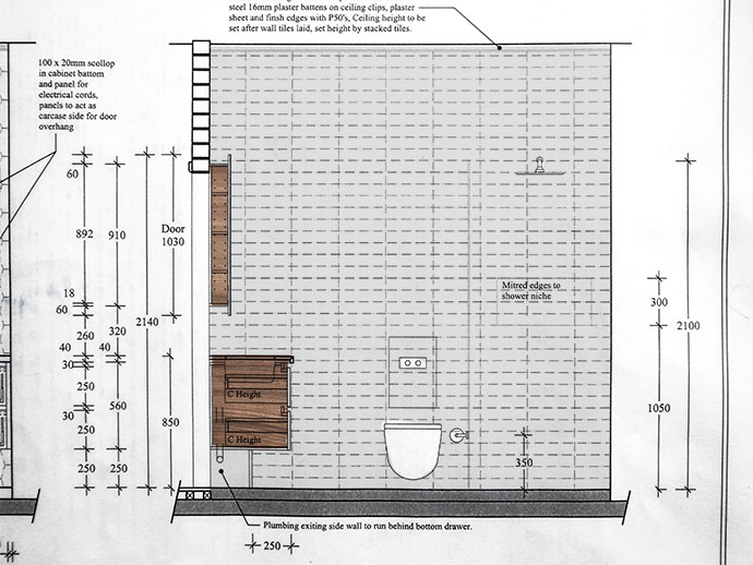 Bathroom plan elevation mypoppet.com.au