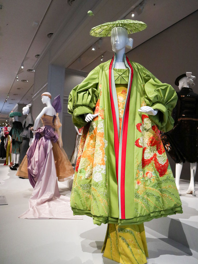 The House of Dior: Seventy Years of Haute Couture at NGV International