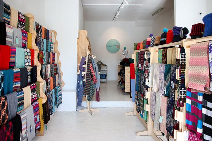 Otto & Spike - Melbourne Made Knitwear - mypoppet.com.au