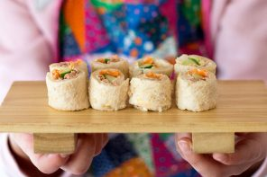 Emma's Sushi Sandwiches – A Fun & Healthy Snack