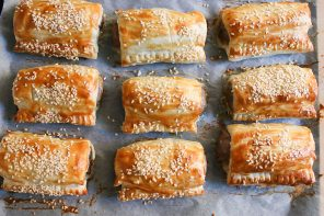 Super Easy Homemade Sausage Rolls