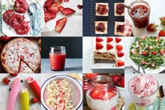 12 best ever strawbery recipes