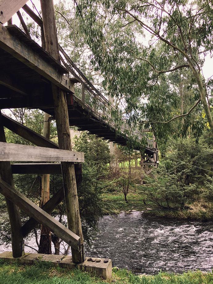 Yarra river Warburton - mypoppet.com.au