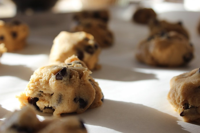 chewy choc chip cookie recipe