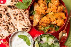 Aloo Gobi – Cauliflower & Potato Curry