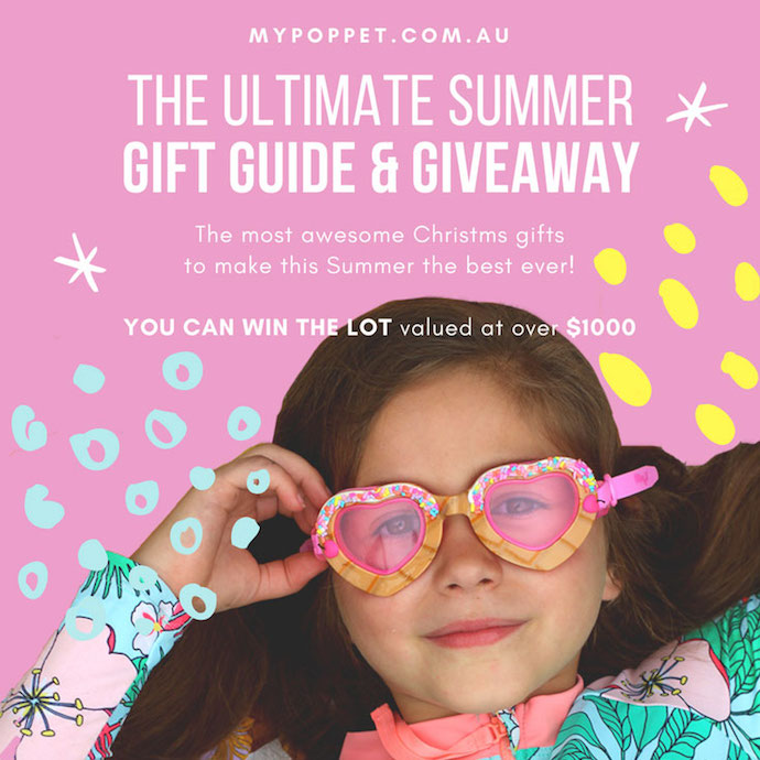 Win a $1000 prize pack mypoppet.com.au