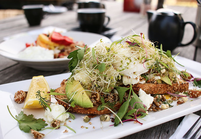 Maid's Pantry Brunchbar Anglesea - cafe review - mypoppet.com.au