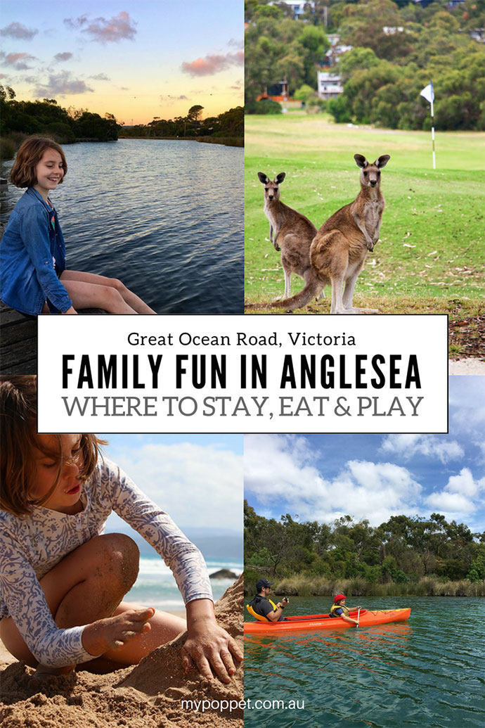 family travel guide anglesea - Great Ocean Road Victoria Australia - mypoppet.com.au
