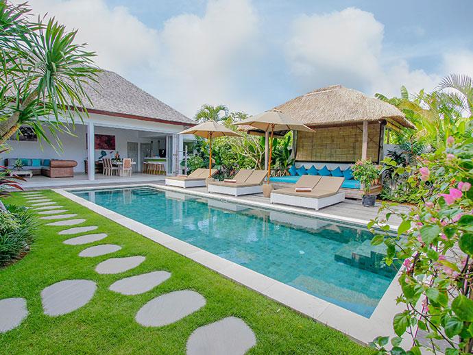 Villa Paraiba - Seminyak Bali