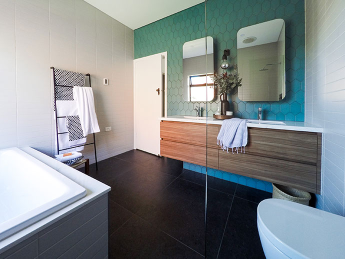 bathroom renovation after - mypoppet.com.au