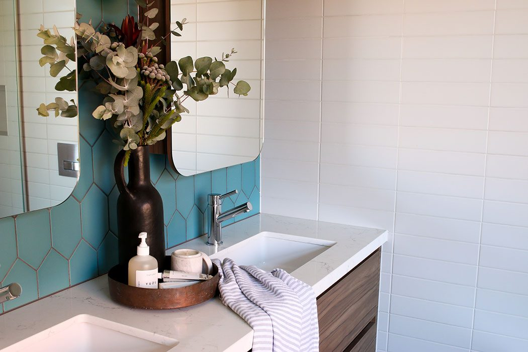 Bathroom Renovation Reveal - mypoppet.com.au