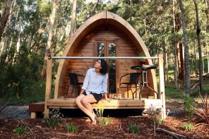 Glamping Pods – A Luxury Camping Experience in the Yarra Valley