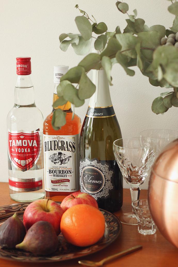 ALDI range of spirits and wine - mypoppet.com.au