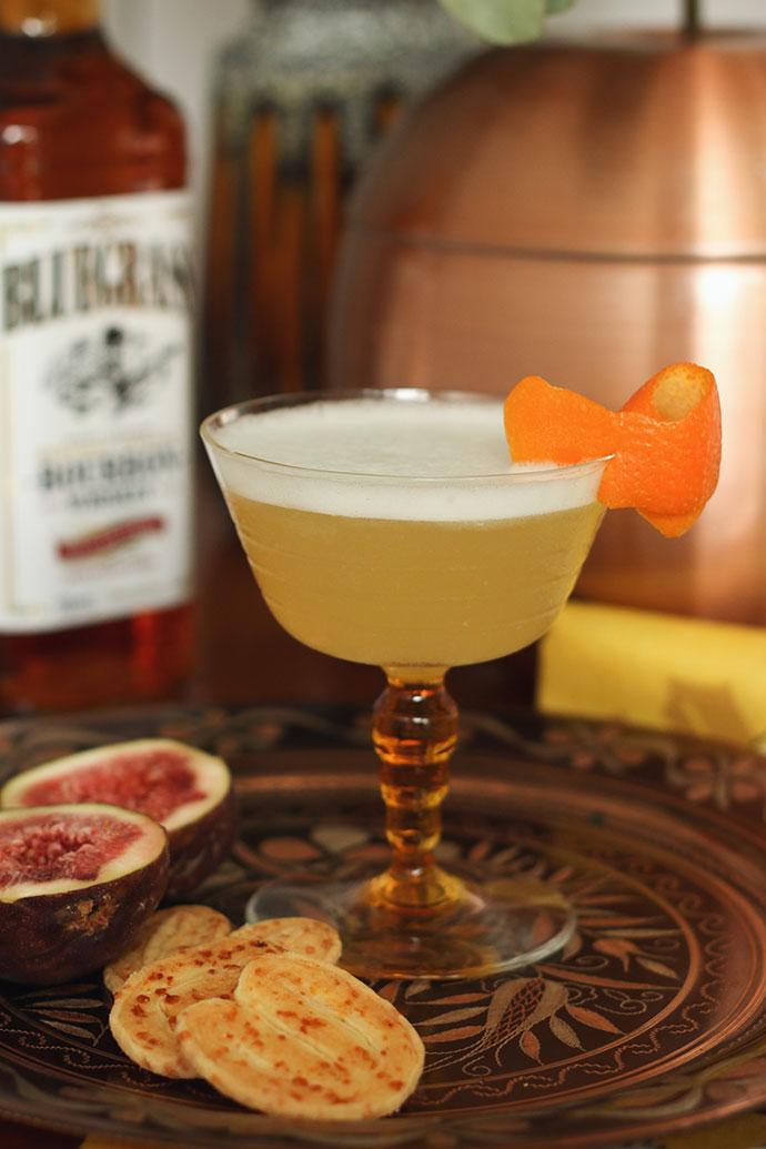 whiskey sour recipe - mypoppet.com.au