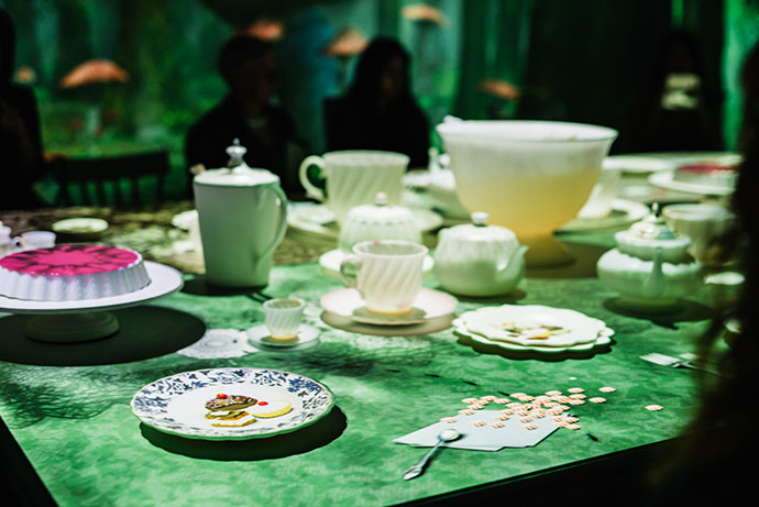Alice in Wonderland Tea Party Acmi