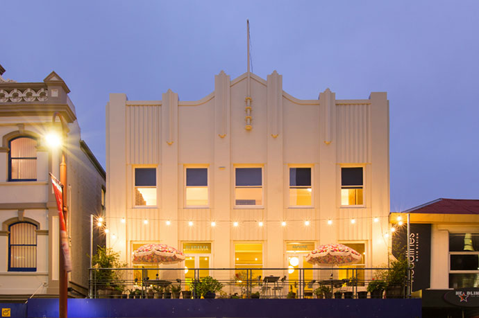Hotel Alabama budget accommodation Hobart - mypoppet.com.au